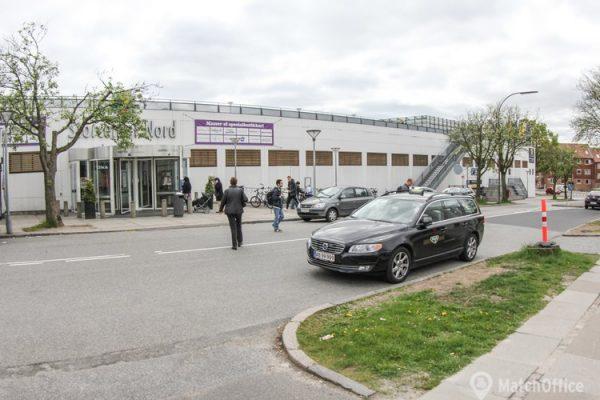 Lager & produktionslokale til leje Aarhus N