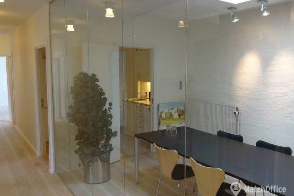Mødelokaler til leje Aarhus N