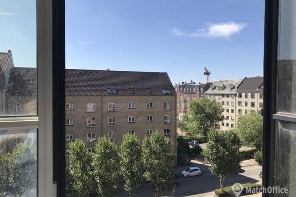 Kontorlokale til leje København Ø