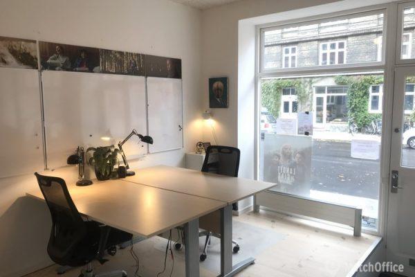 Kontorhotel til leje København N