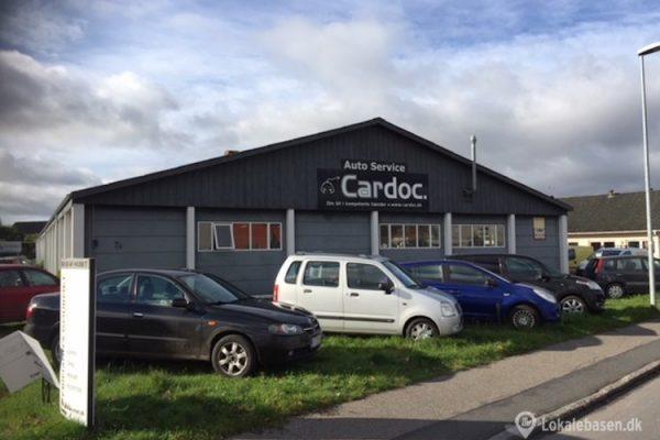 Produktion/lagerlokale til leje Næstved