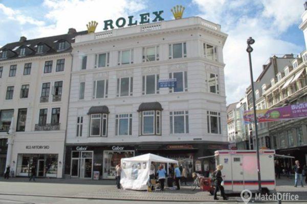 Mødelokaler til leje København K