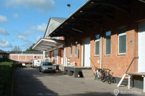 Lager & produktionslokale til leje Svendborg