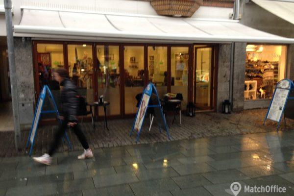 Butikslokale til leje Nykøbing M