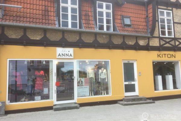 Butikslokale til leje Vordingborg
