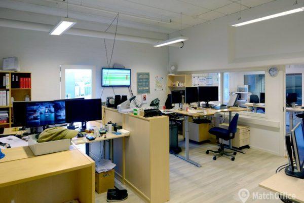 Lager & produktionslokale til leje Aarhus V