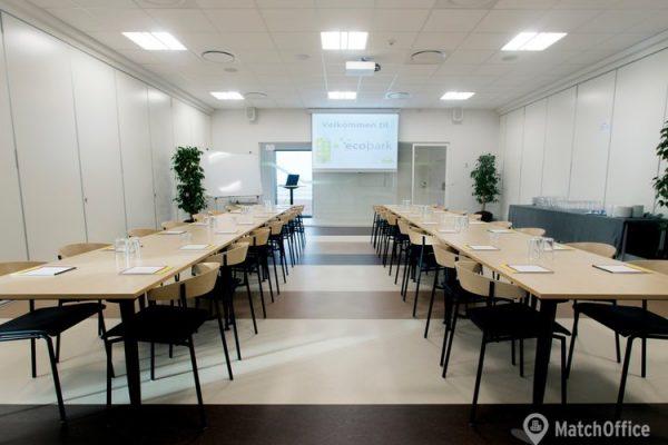 Mødelokaler til leje Aarhus V