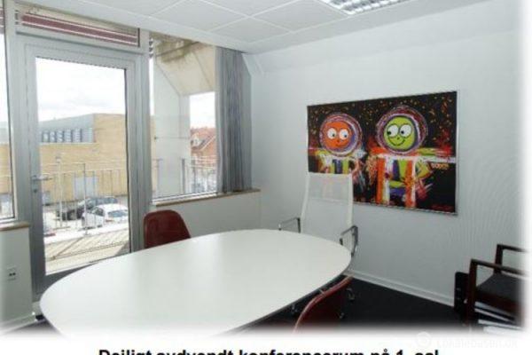 Kontorhotel til leje Herning