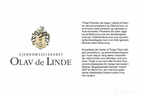 Lager & produktionslokale til leje Odense C