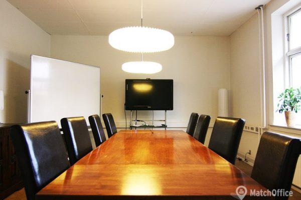 Mødelokaler til leje Odense C