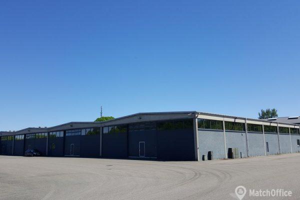 Lager & produktionslokale til leje Kvistgård