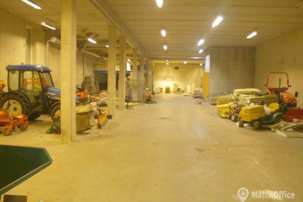 Produktion/lagerlokale til leje Ballerup