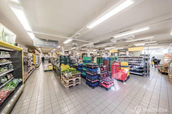 Butikslokale til leje Hillerød
