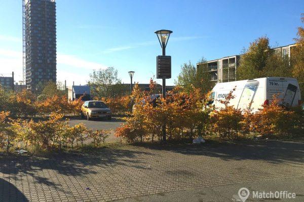Parkering til leje København NV