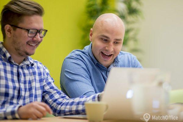 Coworking til leje København V