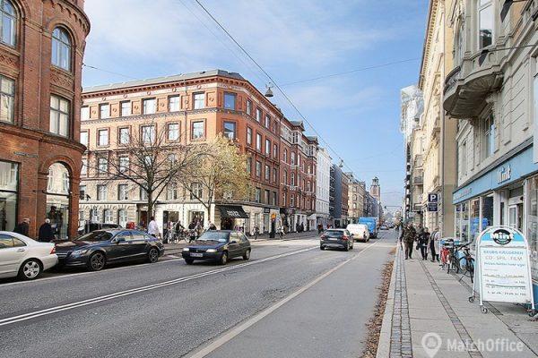 Butikslokale til leje Frederiksberg C