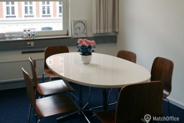 Mødelokaler til leje Frederiksberg C