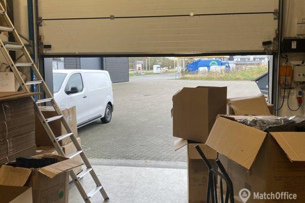 Butikslokale til leje Herning