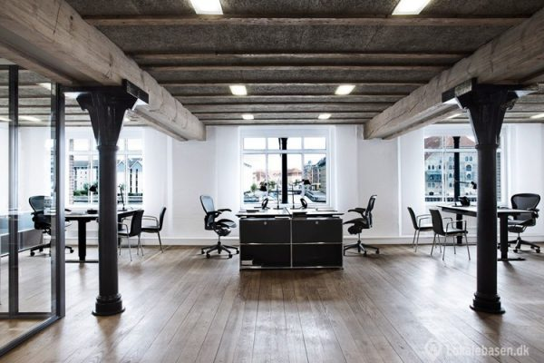 Kontorhotel til leje København K