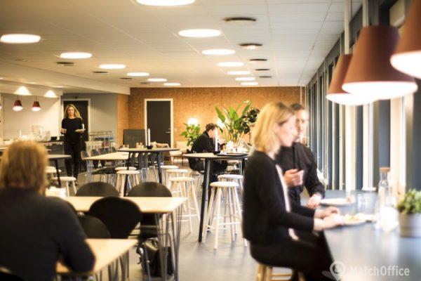 Kontorlokale til leje Albertslund