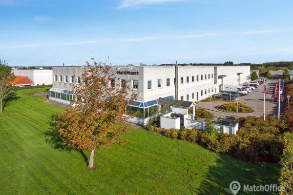 Kontorhotel til leje Vejle