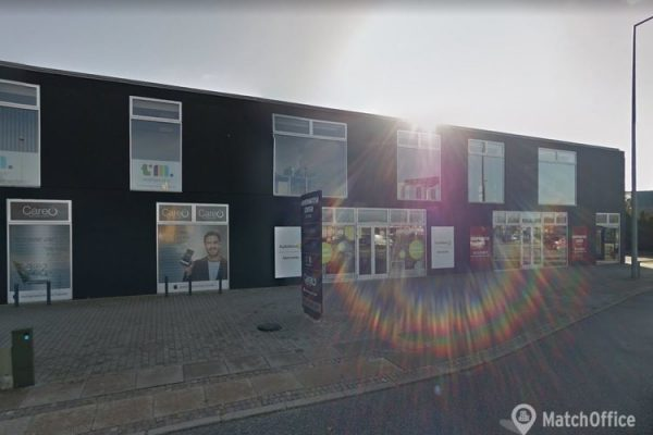 Kontorlokale til leje Aalborg SV