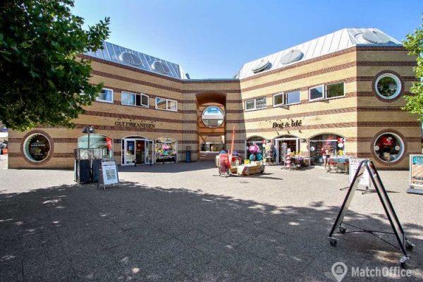 Kontorlokale til leje Hørsholm