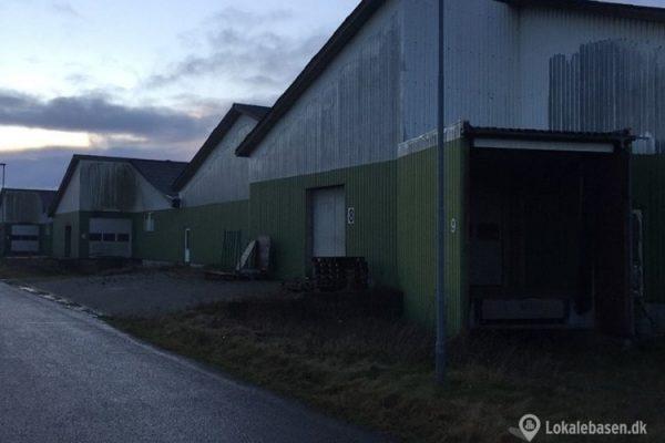 Produktion/lagerlokale til leje Skage i Namdalen