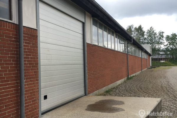 Lager & produktionslokale til leje Silkeborg