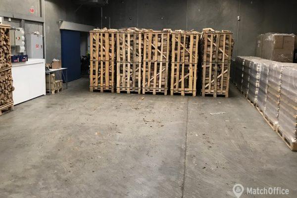 Lager & produktionslokale til leje Viby J