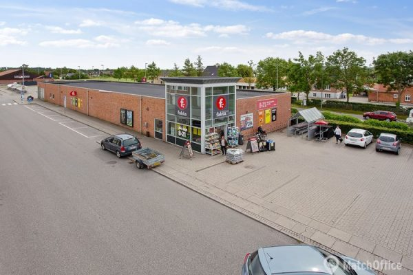 Butikslokale til leje Aalborg