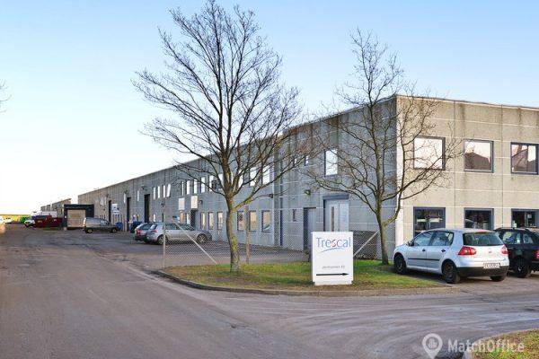Produktion/lagerlokale til leje Hvidovre