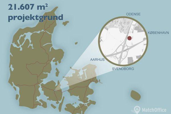 Lager & produktionslokale til leje Odense SØ