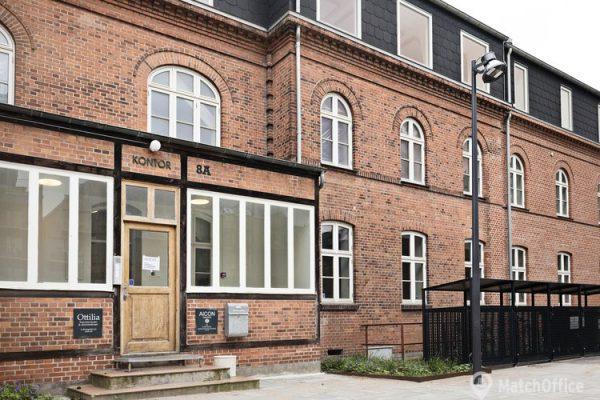 Kontorlokale til leje Valby