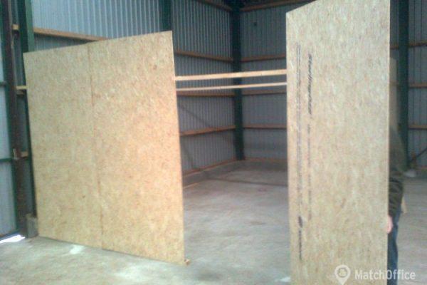 Lager & produktionslokale til leje Faxe Ladeplads