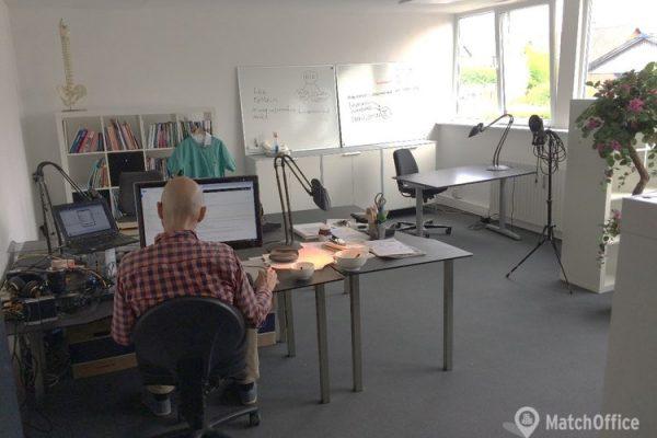 Coworking til leje Aarhus V
