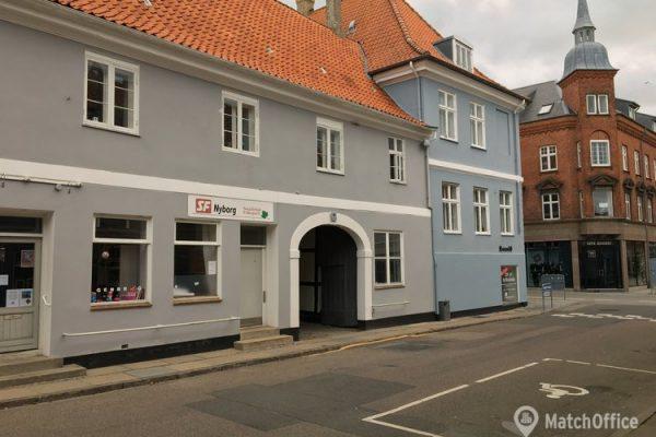 Kontorlokale til leje Nyborg