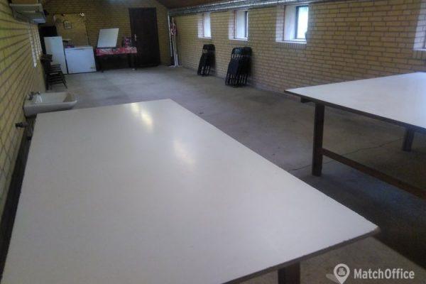 Lager & produktionslokale til leje Bryrup