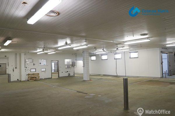 Produktion/lagerlokale til leje Grenaa
