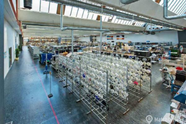 Lager & produktionslokale til leje Horsens