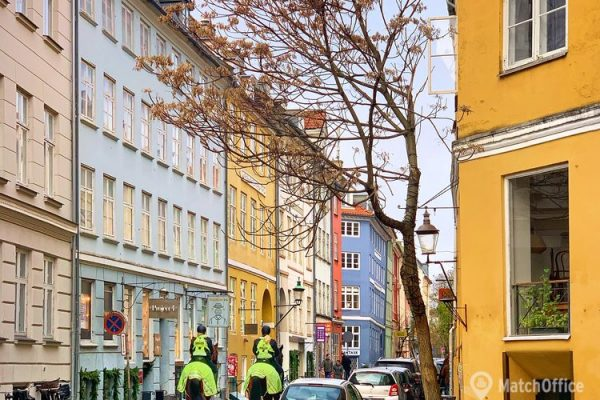 Butikslokale til leje København K