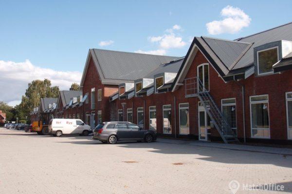 Kontorlokale til leje Roskilde