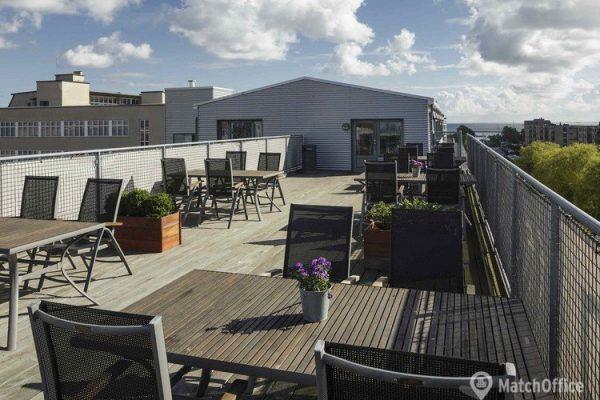 Kontorhotel til leje København S