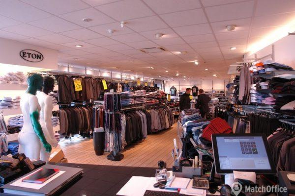 Butikslokale til leje Allerød