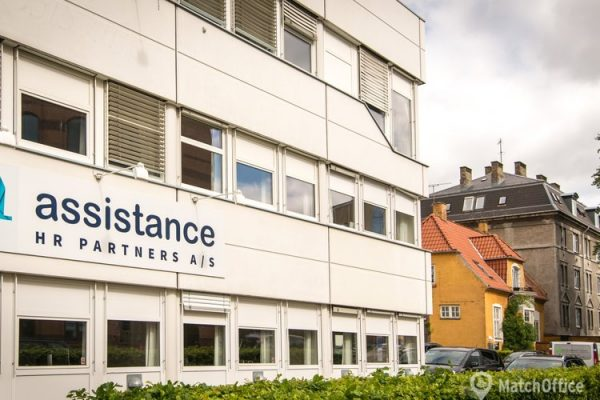 Kontorlokale til leje Frederiksberg