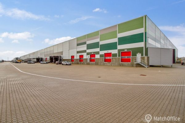 Lager & produktionslokale til leje Taastrup