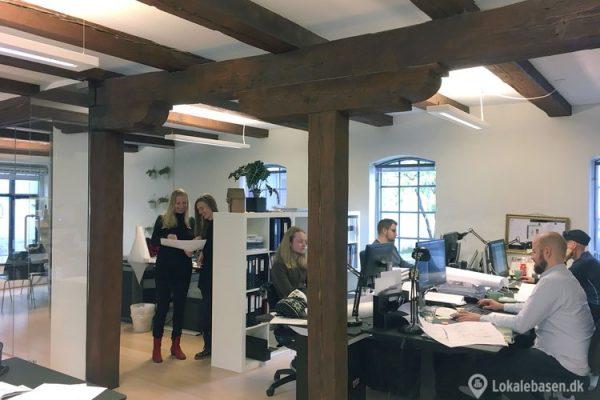 Coworking til leje Aarhus C