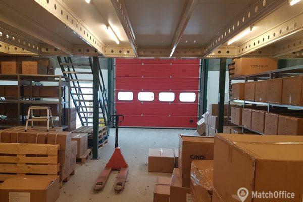 Produktion/lagerlokale til leje Roskilde