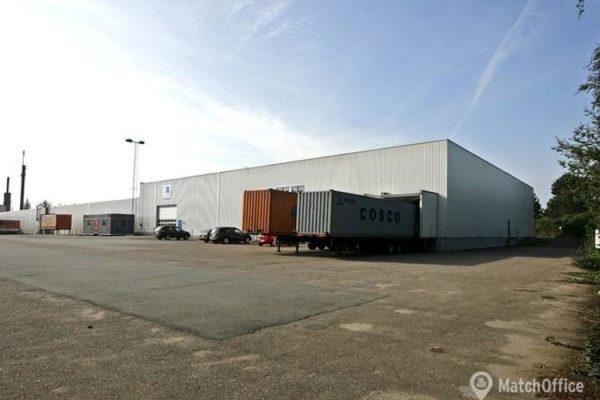 Lager & produktionslokale til leje Fredericia