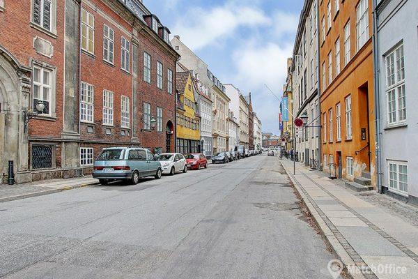 Kontorlokale til leje København V